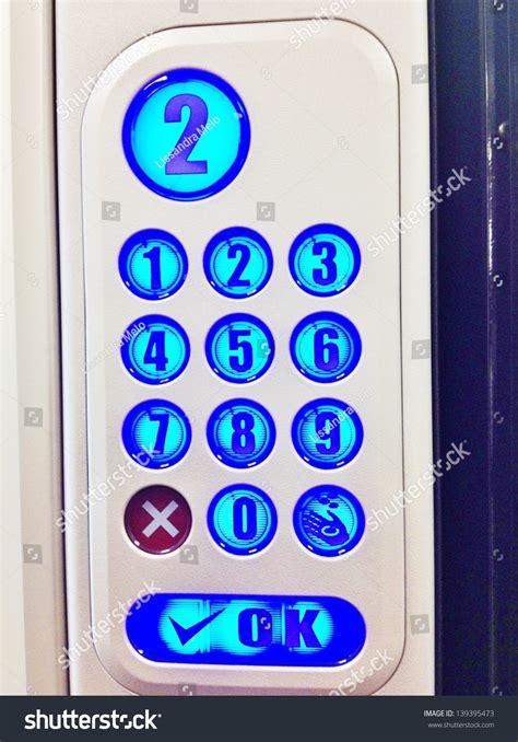 Vending Machine Panel Electronic Illuminated Buttons Stock Photo 139395473   Shutterstock