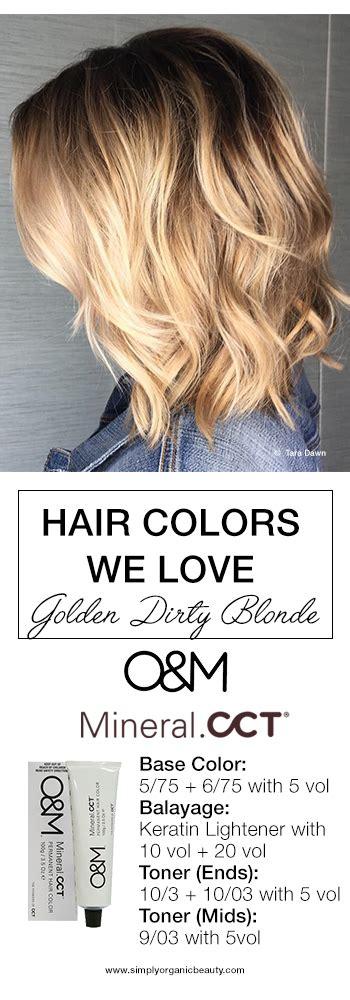 organic hair color hair color formulas simply organic