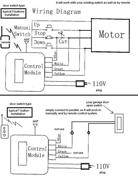 garage door opener circuit diagram genie garage door opener wiring diagram wiring diagram and schematic diagram images