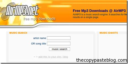download mp3 from site free sites to download english hollywood mp3 songs