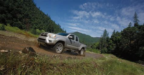 2012 Toyota Tacoma Mpg 2012 Toyota Tacoma Review Specs Pictures Price Mpg