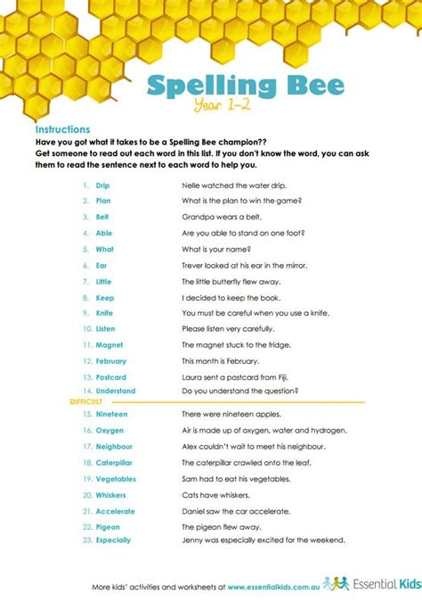 printable spelling bee games 78 best printable activities worksheets images on