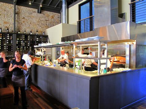 open kitchen restaurant design ubuntu open kitchen