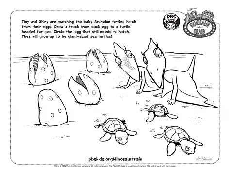 dinosaur train valentines day cards  coloring sheet