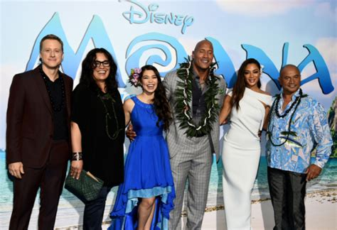 film moana cast moana movie review concept art only good vibes