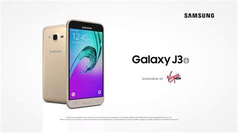 A Samsung Galaxy J3 Samsung Galaxy J3 2016