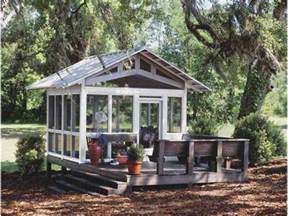 screen house plans freestanding screen porch room house outdoor living designs pinte
