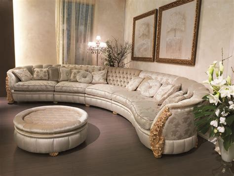 divani stile barocco moderno idee per il design della casa