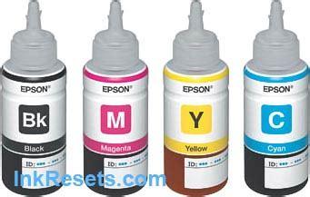 serial number id tinta epson l100 l200 l800 service printer