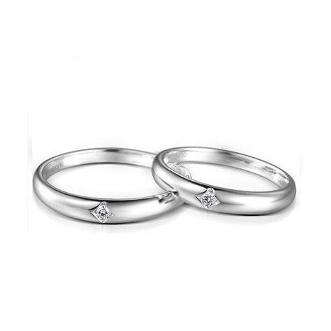 Silver Wedding Bands by Inexpensive Matching Couples Wedding Bands Rings