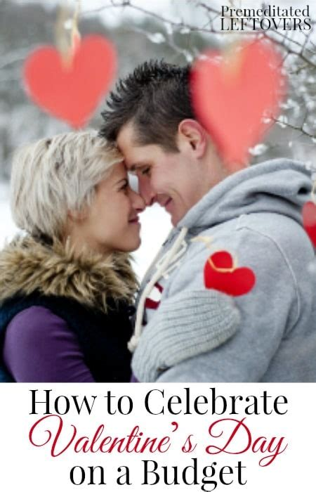 valentines day on a budget how to celebrate s day on a budget
