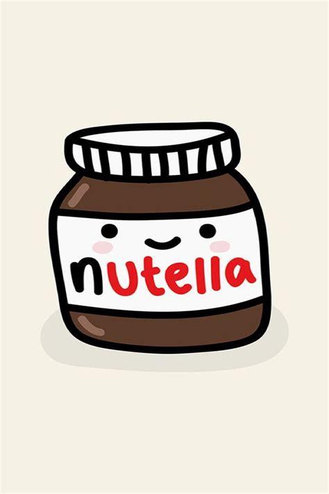 cute nutella wallpaper girly wallpapers pinterest