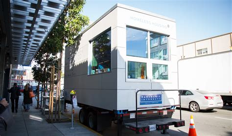 silicon valley turning shipping containers into homes for