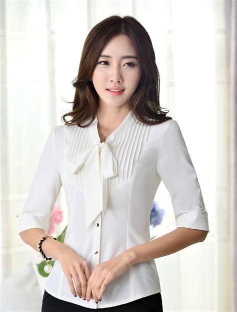 Felani Top Pink Baju Putih Blouse Baju Wanita Baju Cantik 1 womens work shirts and blouses is shirt