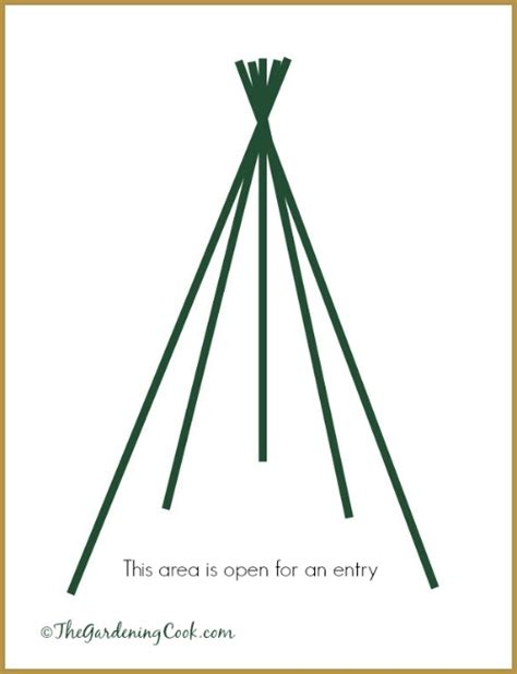 Acrylic Tipis diy bean teepee is both functional and decorative in a