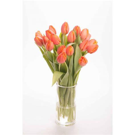 tulips arrangements orange tulip bouquet tulip bouquets gifts flower muse