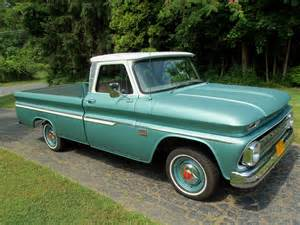 1966 chevy c 10 custom truck in pristine shape