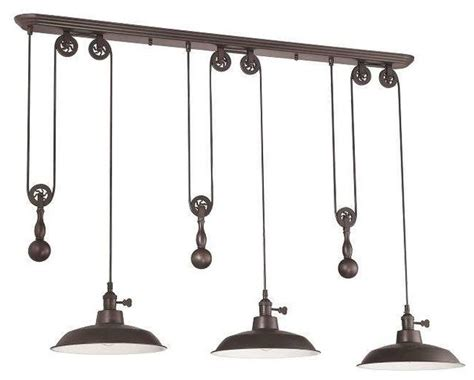 bronze kitchen lighting jeremiah island light aged bronze industrial kitchen island lighting by mylightingsource