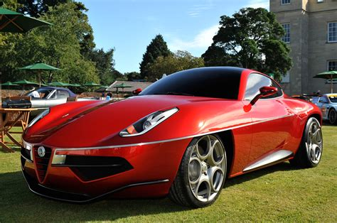alfa disco volante price 2013 alfa romeo disco volante by touring front three