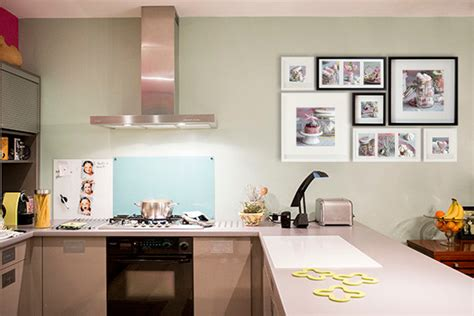 decorating ideas for kitchen walls eatwell101 image gallery modern kitchen wall decor