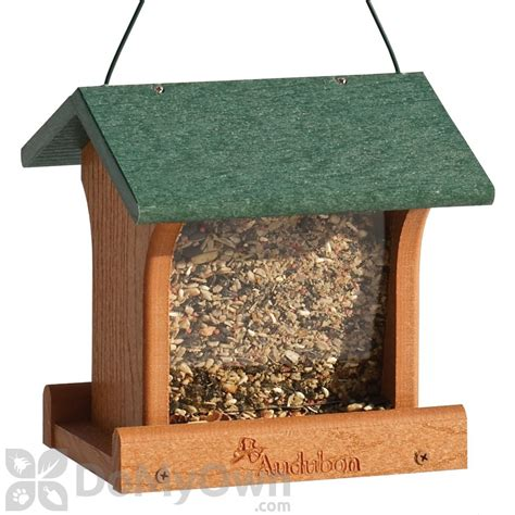 woodlink audubon going green ranch bird feeder 3 lb