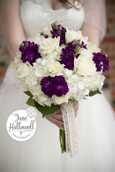 25 best ideas about purple hydrangea bouquet on