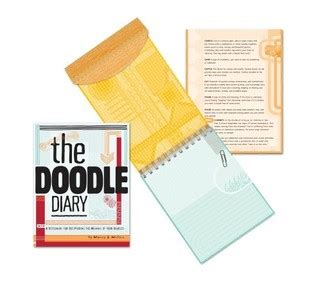 how to start a doodle diary the doodle diary with a dictionary for deciphering the