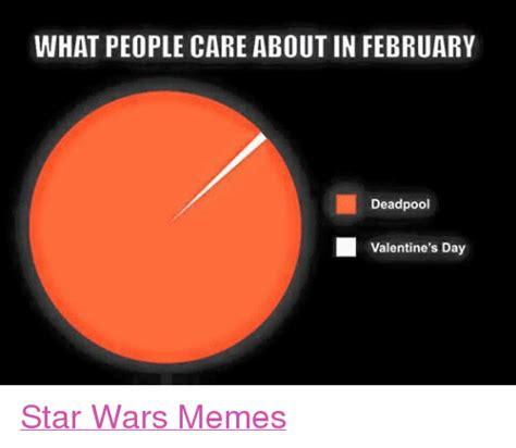 Star Wars Valentine Meme - funny deadpool meme memes and star wars memes of 2016