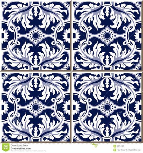 pattern tiles web vintage seamless wall tiles of spiral leaf flower