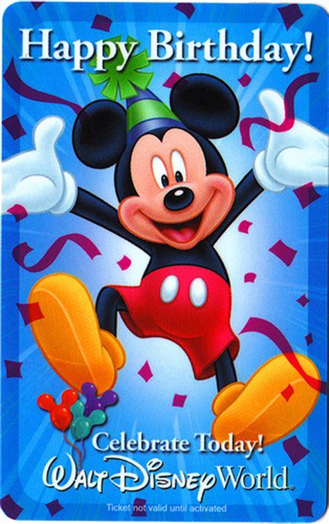 Disney Birthday Cards Disney Birthday Card