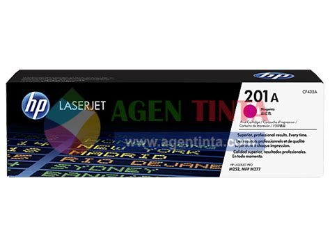 Toner 201 A Color Original jual toner hp 201a magenta original laserjet cartridge