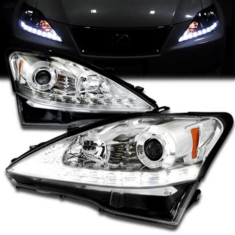 250 Led Headlights by Aftermarket Headlights Is250 Aftermarket Headlights