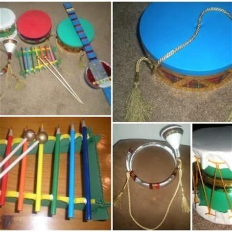 musical instruments crafts for tot tools musical instruments cool crafts preschool