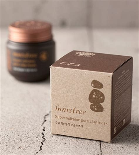Volcanic Pore Clay Mask m蘯キt n蘯 苣蘯 t s 233 t innisfree volcanic pore clay mask