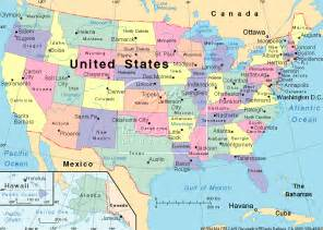 Maps Of The Usa States by Usa Map