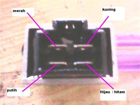 Kabel Aki Supra by Solusi Battery Cara Mudah Modifikasi Kiprok Regulator