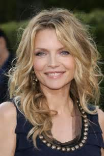 hair colours best for in their sixties michelle pfeiffer hairstyle makeup dresses shoes and