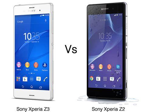 Sony Z2 Z3 | sony xperia z3 vs sony xperia z2 what are the differences