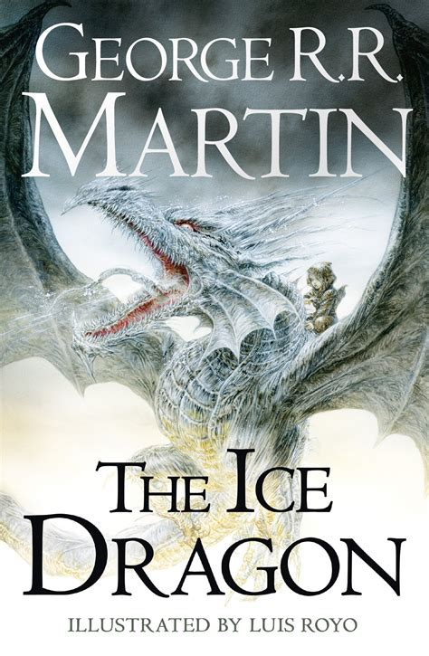 the ice dragon the ice dragon by george r r martin review sentient ink