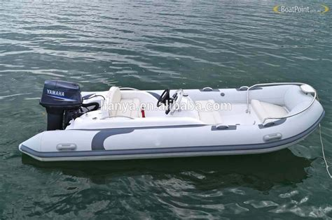 inflatable boat motor for sale liya 4 3m center console dinghy for sale in china factory