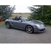 Porsche 911 Boxster Spyder Style Typeface Side Decals And