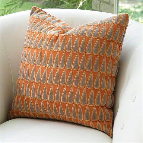 global pillows global views copper drops pillow