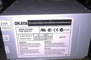 Obeng Tembus 2 In 1 Bolak Balik Prohex 4 6mm arwis cara memperbaiki power supply unit psu komputer