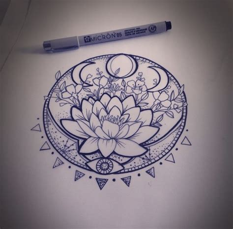 lotus tattoos pretty lotus flower idea s