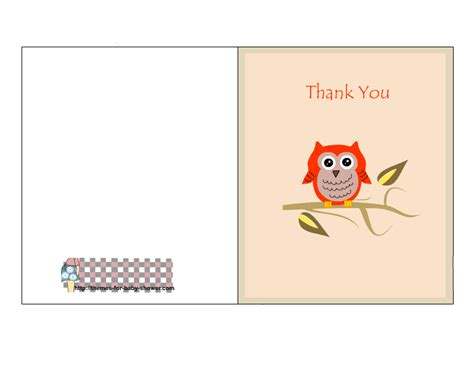 thank you card template with photo thank you printable cards this is a free printable