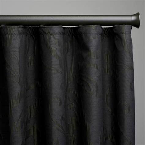 track rod curtains ripplefold on decorative rod ripple fold drapery