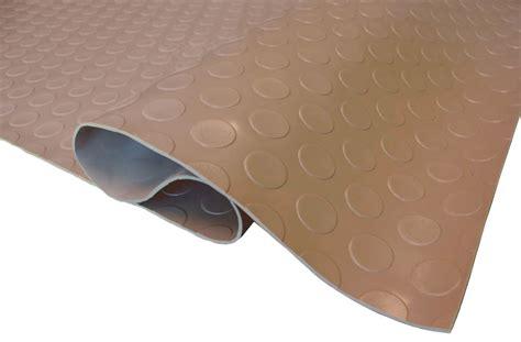 Coin Rubber Flooring by Coin Nitro Rolls Vinyl Garage Flooring Rolls