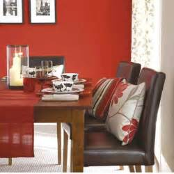 Red Dining Rooms by Bold Red Dining Room Dining Room Furniture Decorating