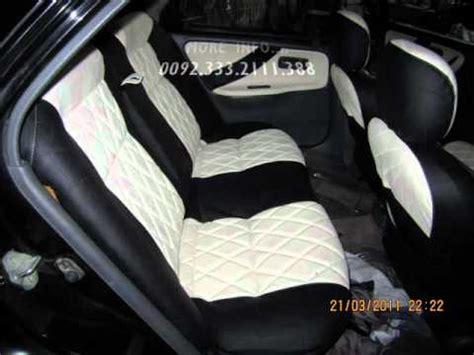 White Interior Car by Honda Civic 94 Dolphen Black White Interior