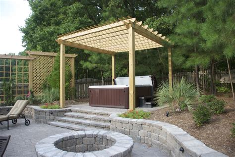 sundance chelsee tub spa installations backyard